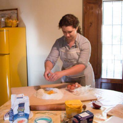 cooking class agriturismo san pietro-3