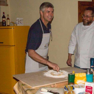 san pietro agriturismo cooking class 2-3