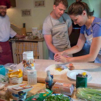 san pietro agriturismo cooking class 4