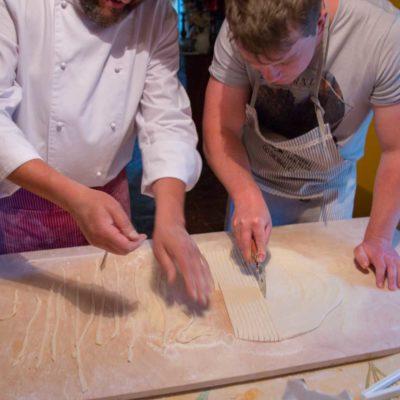 san pietro agriturismo cooking class 4-19