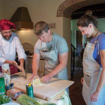 san pietro agriturismo cooking class 4-6