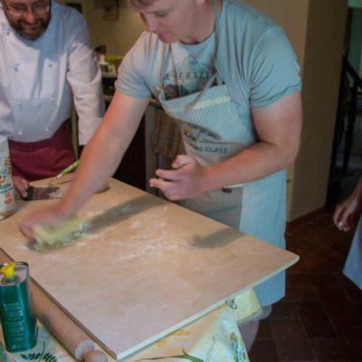 san pietro agriturismo cooking class 4-7