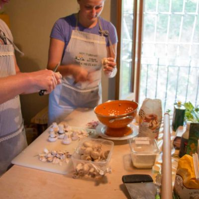 san pietro agriturismo cooking class 4-8
