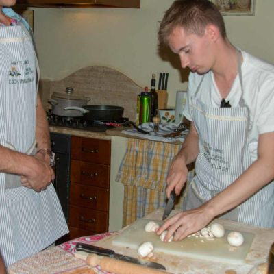 san pietro agriturismo cooking class 8-11